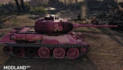 "T-34-85M ""My Little Pony"" 1.0.0.3++ [1.0.0.3], 3 photo"